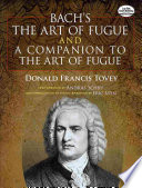 Bach s the Art of Fugue   a Companion to the Art of Fugue