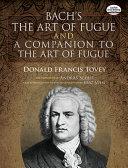 Bach's the Art of Fugue & a Companion to the Art of Fugue