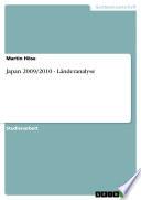 Japan 2009 2010   L  nderanalyse