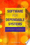 Software for Dependable Systems
