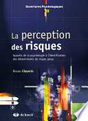 illustration La perception des risques