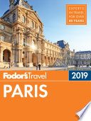 Fodor s Paris 2019