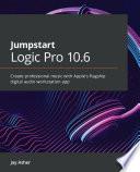 Jumpstart Logic Pro 10.6