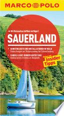 MARCO POLO Reisef  hrer Sauerland