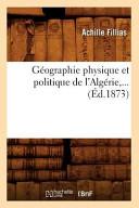 Géographie de l'Algérie
