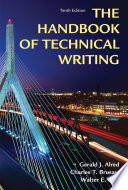 Handbook of Technical Writing  Tenth Edition