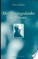 Der Staatsgedanke Cassirers