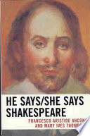 He Says she Says Shakespeare