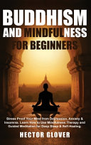 Buddhism and Mindfulness for Beginners Book PDF
