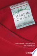 Ein Jahr ohne  Made in China