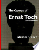 The Operas of Ernst Toch