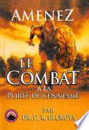 illustration du livre Amenez le Combat a la Porte de L'ennemie