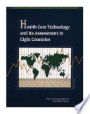 Health Care Technology And Its Assessment In Eight Countries