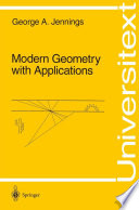 Modern Geometry with Applications
