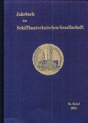 Jahrbuch der Schiffbautechnischen Gesellschaft 2002