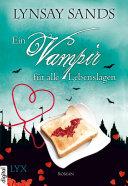Ein Vampir f  r alle Lebenslagen