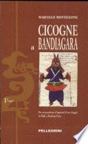 Cicogne a Bandiagara  Da un quaderno d appunti d un viaggio a Mali e Burkina Faso