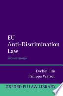 EU Anti Discrimination Law