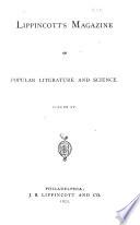Lippincott s Monthly Magazine Book PDF