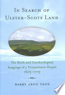 In Search of Ulster Scots Land