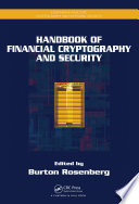 Handbook of Financial Cryptography and Security