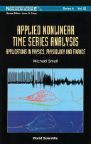 Applied Nonlinear Time Series Analysis