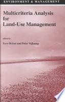 Multicriteria Analysis for Land Use Management
