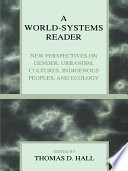 A World Systems Reader