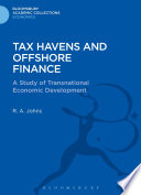 Tax Havens and Offshore Finance