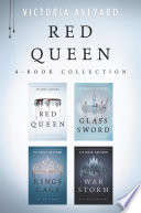 Red Queen 4-Book Collection