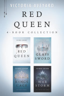 Red Queen 4-Book Collection by Victoria Aveyard
