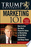 Trump University Marketing 101 : of doing business the trump...