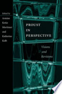 Proust in Perspective