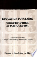 ducation populaire