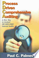 Process Driven Comprehensive Auditing