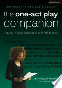 The One Act Play Companion