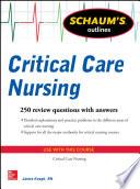 Schaum s Outline of Critical Care Nursing