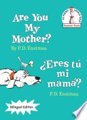 Are You My Mother  Eres Tu Mi Mama