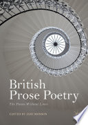 British Prose Poetry : british prose poem. with essays by...