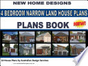Narrow Land 4 Bedroom House Plans - 10 House Plans Book