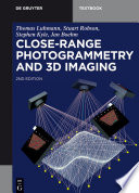 Close Range Photogrammetry and 3D Imaging