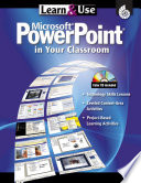 Learn   Use Microsoft PowerPoint in Your Classroom  Learn   Use Technology in Your Classroom