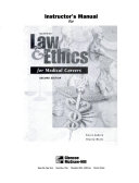 Glencoe Law and Ethics Medical Careers