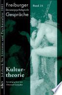 Kulturtheorie