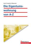 EPUB Die Eigentumswohnung von A-Z