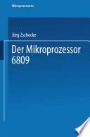 Der Mikroprozessor 6809