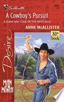A Cowboy s Pursuit