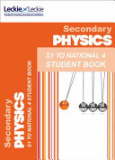 Secondary Physics  S1 to National 4 Student Book