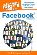 The Complete Idiot s Guide to Facebook  3E