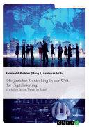 Erfolgreiches Controlling in der Welt der Digitalisierung